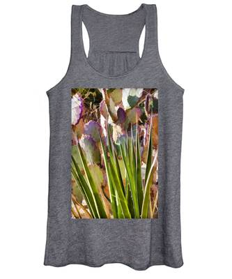 All Pointy And Sharp Women's Tank Top