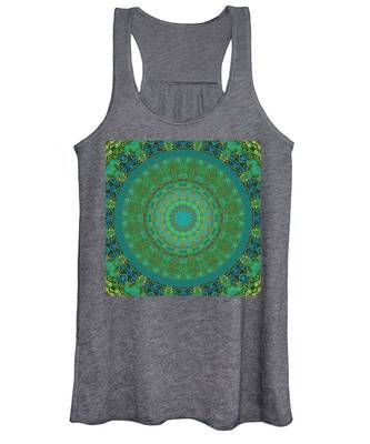 Aqua House 5  Women's Tank Top