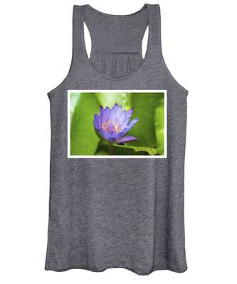 Blue Lotus Women's Tank Top