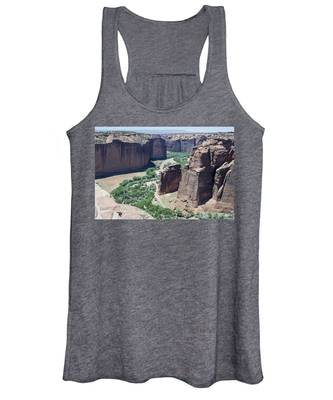 Canyon De Chelly View Women's Tank Top