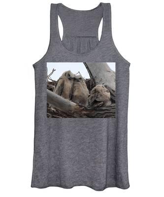 Cuddling Up Women's Tank Top