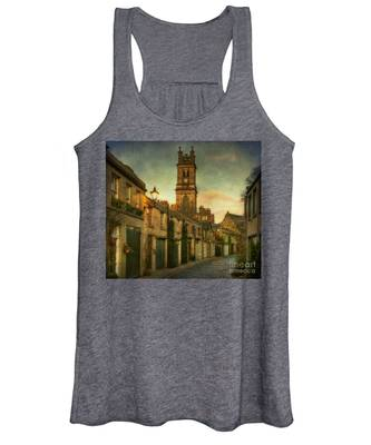Early Morning Edinburgh Women's Tank Top