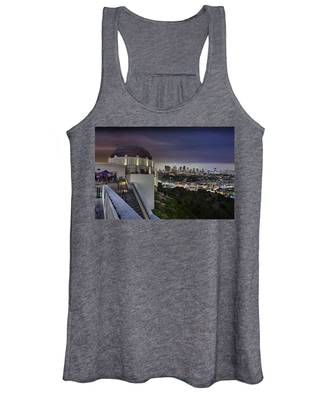 Gotham Griffith Observatory Women's Tank Top