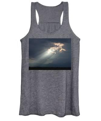 Heavenly Rays Women's Tank Top