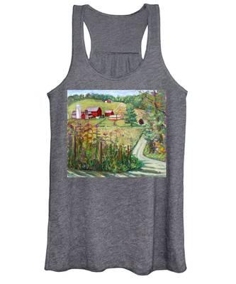 Meadow Farm Women's Tank Top