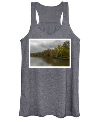 New Milford By Water Side Women's Tank Top