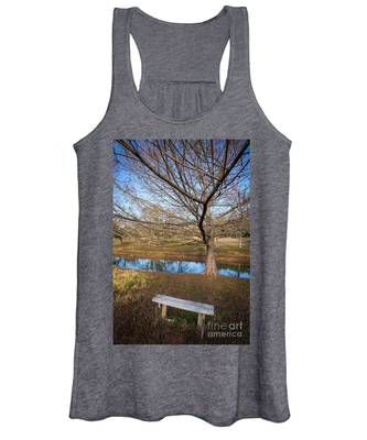 Sit And Dream Women's Tank Top