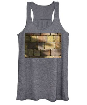 Stone And Light 04 Women's Tank Top