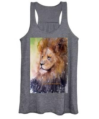 The Lion King Women's Tank Top