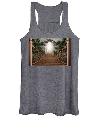 The Way And The Gate Women's Tank Top
