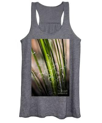 Tropical Grass Women's Tank Top