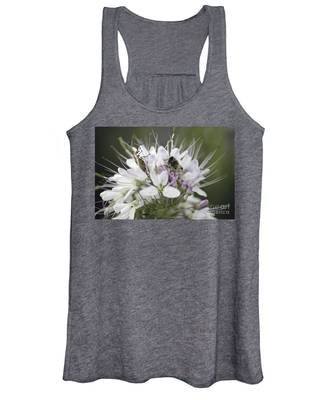 The Beetle And The Bee Women's Tank Top