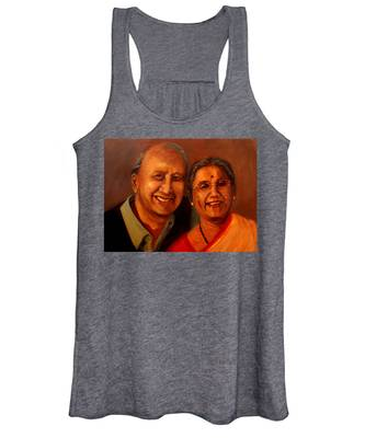 Uncle And Aunt Women's Tank Top