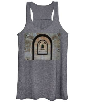 Receding Arches Women's Tank Top
