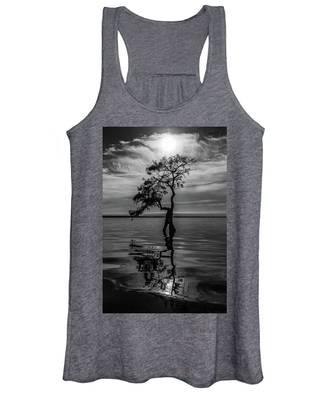 Cypress Reflections Women's Tank Top