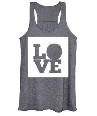 Women's Tank Top featuring the digital art Love by Alice Gipson