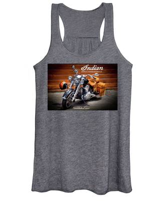 The Indian Motorcycle Women's Tank Top