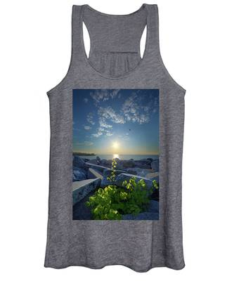 All Things Are Possible Women's Tank Top
