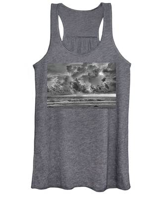 And The Rains Came 2 - Clouds Women's Tank Top