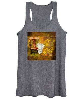When Life Throws You Scraps, Make A Quilt Women's Tank Top