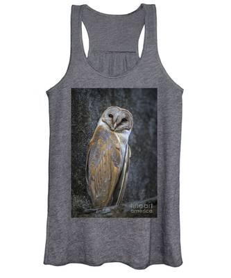 Barn Owl Women's Tank Top