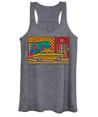 Caliente Cab Co Women's Tank Top