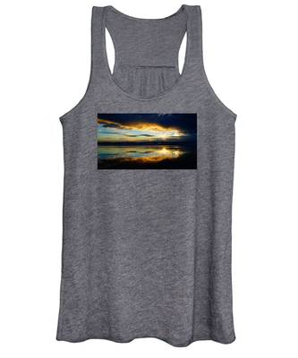 Calm After The Storm Women's Tank Top