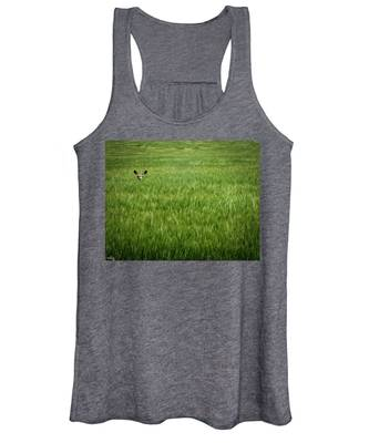 Can You See Me Women's Tank Top