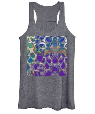 Wallpaper Pattern Women's Tank Tops