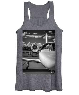 Cessna Citation Women's Tank Top
