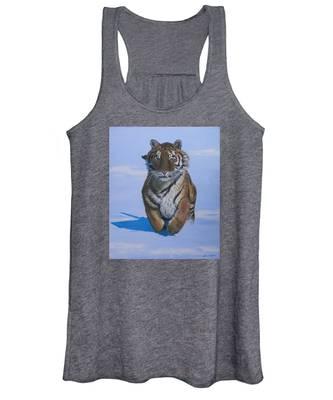 Cool Cat Women's Tank Top