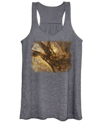 Crevasses Women's Tank Top
