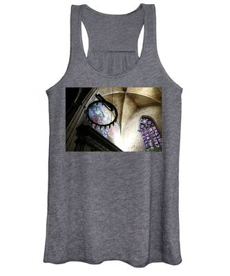 Women's Tank Top featuring the photograph Crown Of Thorns by Rasma Bertz