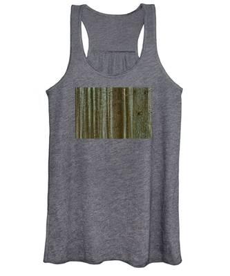 Forest Pattern Women's Tank Top