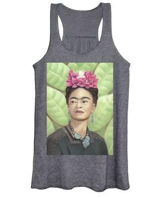 Frida Kahlo Women's Tank Top