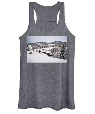 From A Distance- Women's Tank Top