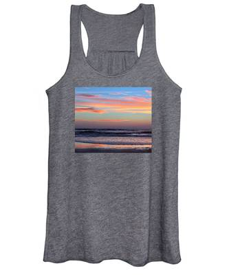 Gator Sunrise 10.31.15 Women's Tank Top
