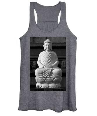 Gautam Buddha Women's Tank Top