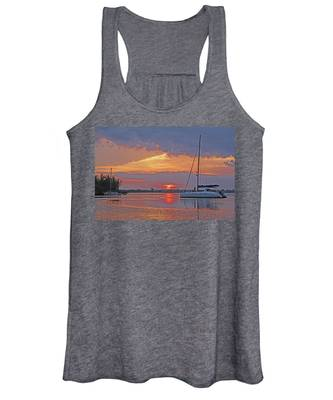 Greet The Day Women's Tank Top