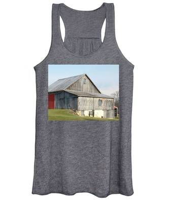 Rustic Barn Women's Tank Top