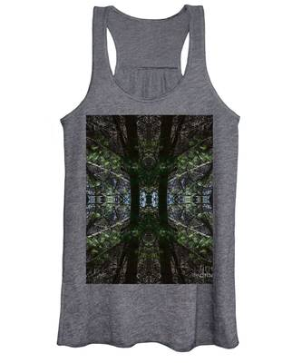 Guards Of The Forest Women's Tank Top