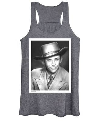 Hank Williams Women's Tank Top
