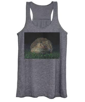 Hedgehog Women's Tank Top