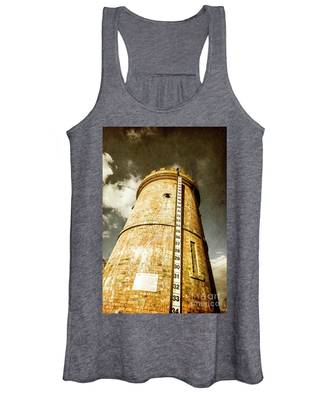 Storage Tank Women's Tank Tops