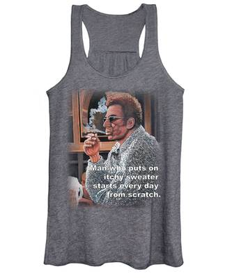 Itchy Sweater Women's Tank Top
