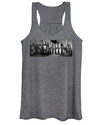 Kayaks And Canoes Women's Tank Top