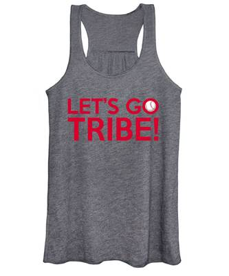 Let's Go Tribe Women's Tank Top