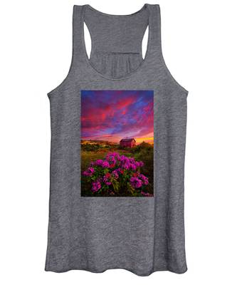 Live In The Moment Women's Tank Top