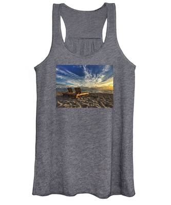 Lounging For 2 Women's Tank Top
