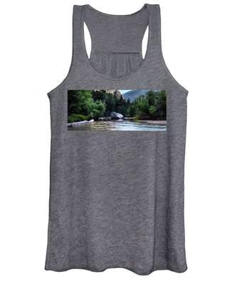 Mirror Lake- Women's Tank Top